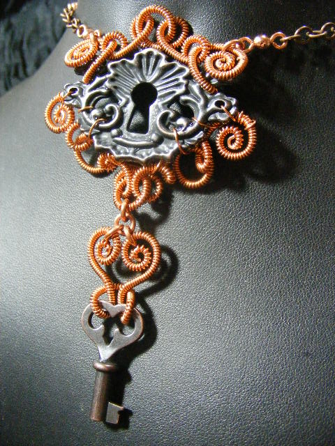 Copper Keyhole 3