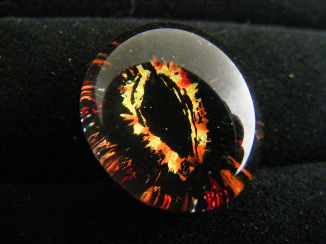 Fire Dragon Eye with black 1
