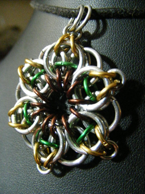 earth 6-point celtic star
