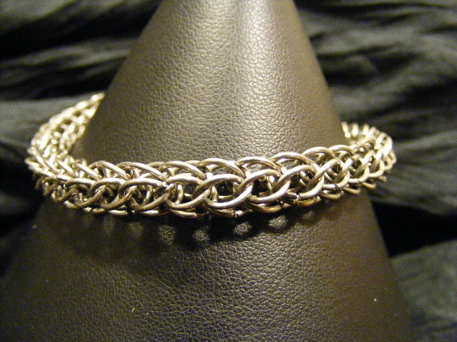 full persian steel braclet