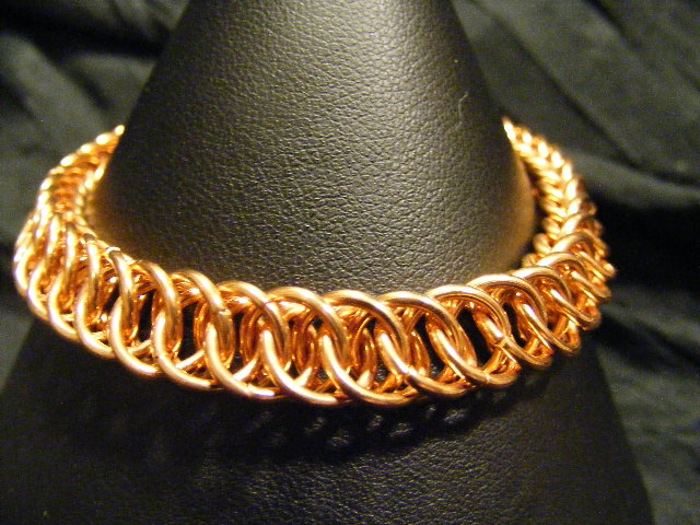 hp4-1 copper bracelet