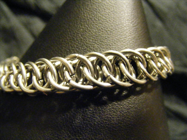 hp4-1 stainless steel bracelet